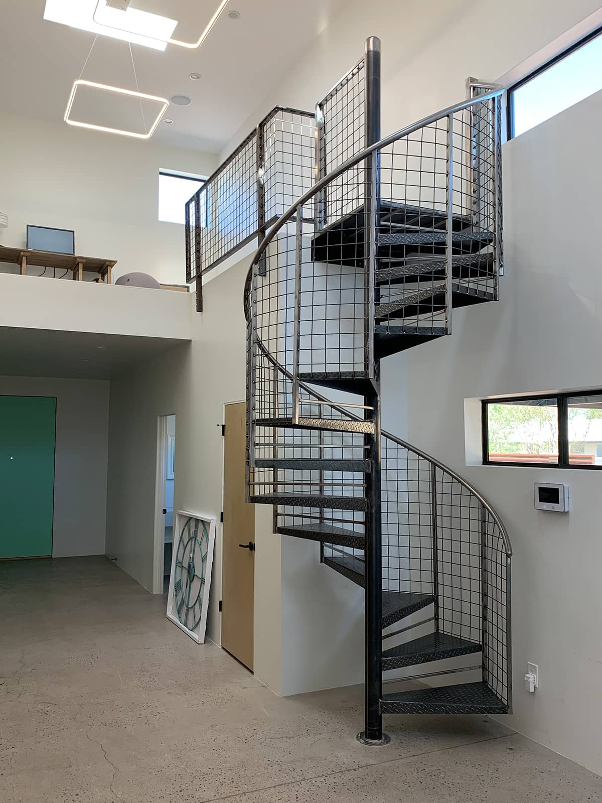 Spiral Staircases 6