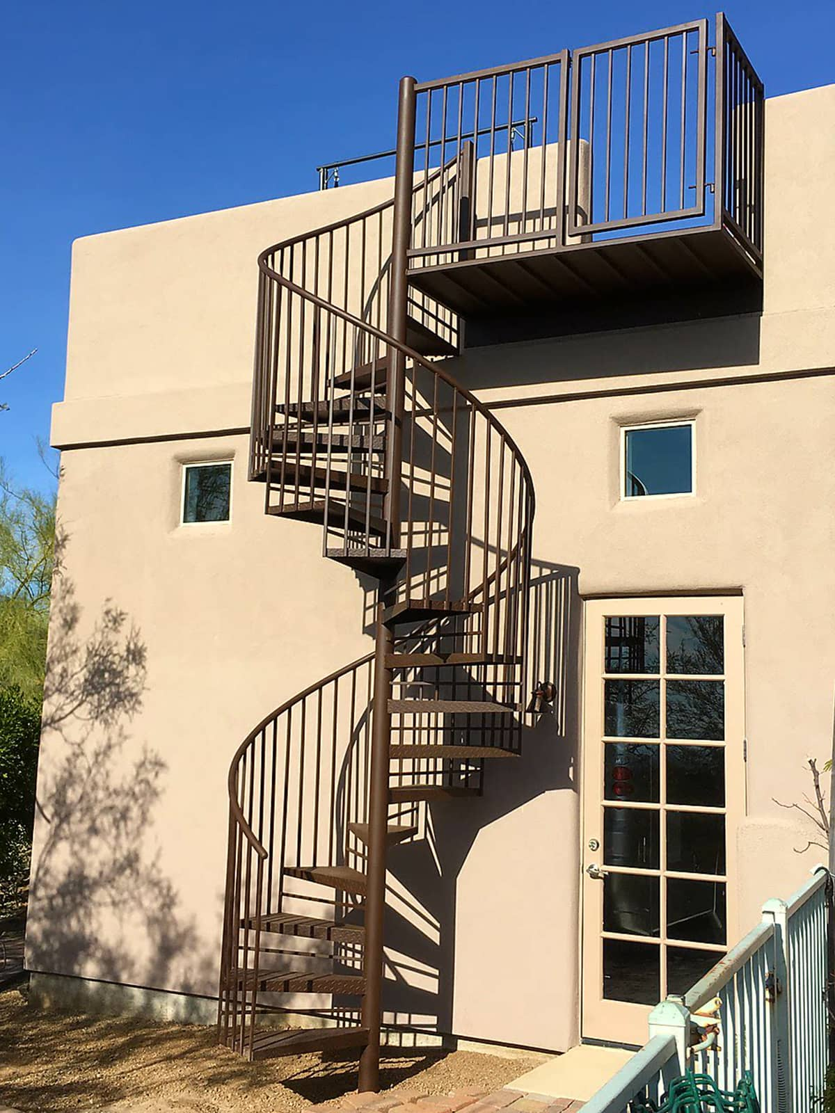 Spiral Staircases 8