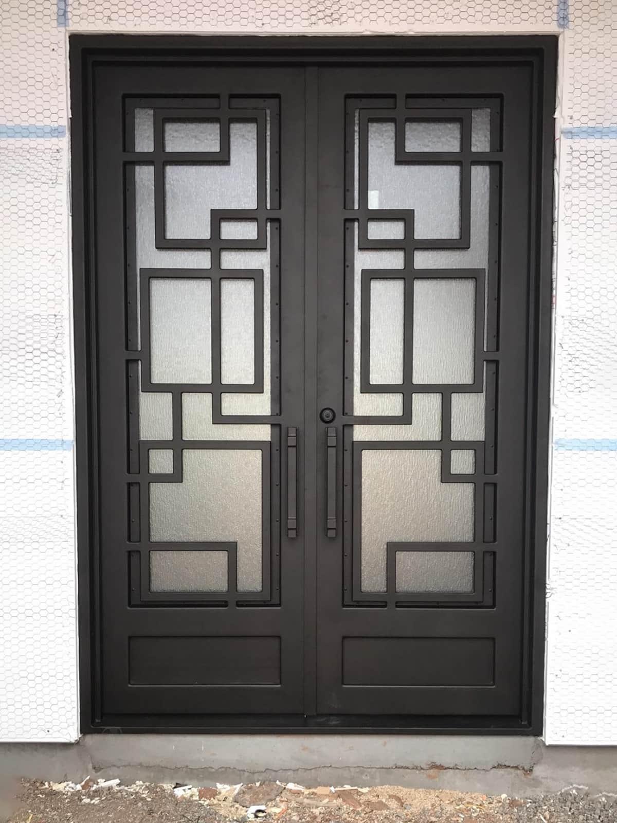 Entry Doors 5